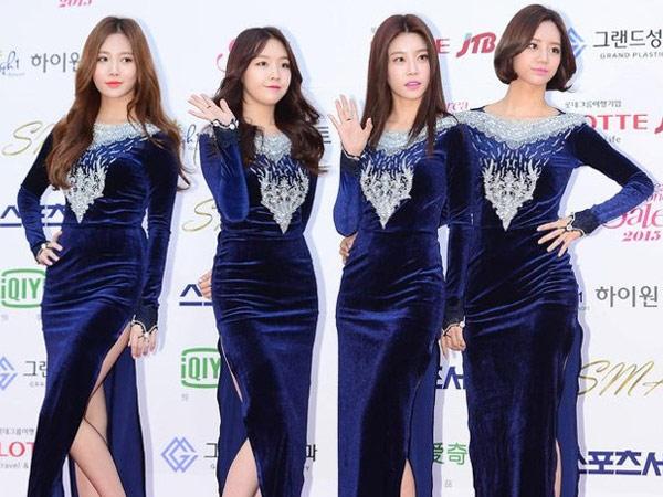 Tunda Comeback, Netizen Sebut Girl's Day Hindari EXO, miss A, dan Big Bang?