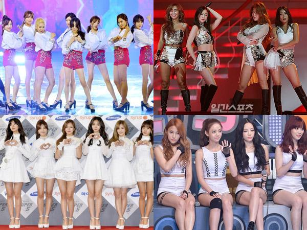 SNSD Hingga Sistar, Para Girl Group Ini Diprediksi akan Bersaing di Comeback Mei dan Juni!