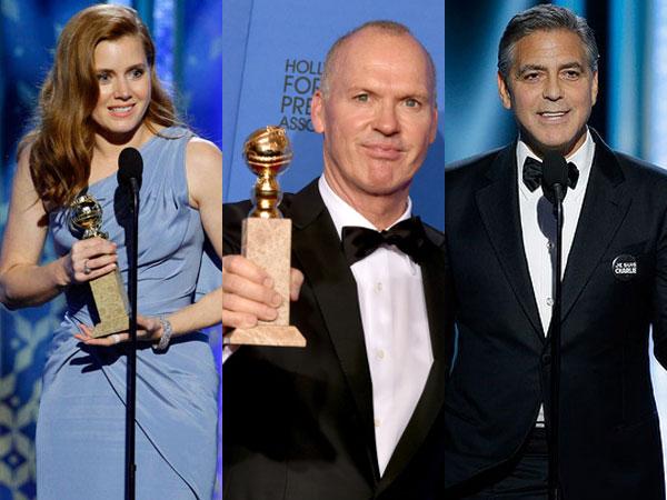 Didominasi 'Birdman' & 'Boyhood', Inilah Daftar Peraih Trofi Penghargaan 'Golden Globes 2015'!