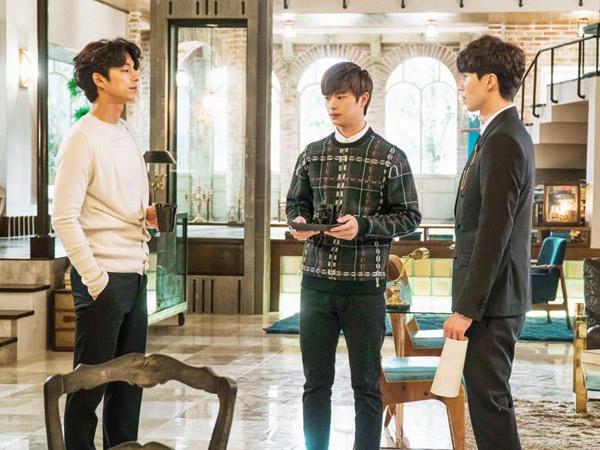 Lucunya Sungjae 'Dibully' Gong Yoo dan Lee Dong Wook di Episode Spesial 'Goblin'