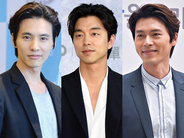 Alasan Dibalik Penggunaan Dua Kata Pada Nama Sederet Aktor Korea Ini