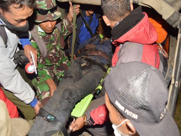 Kebakaran Hutan di Lereng Gunung Lawu, Korban Tewas Capai 7 Orang