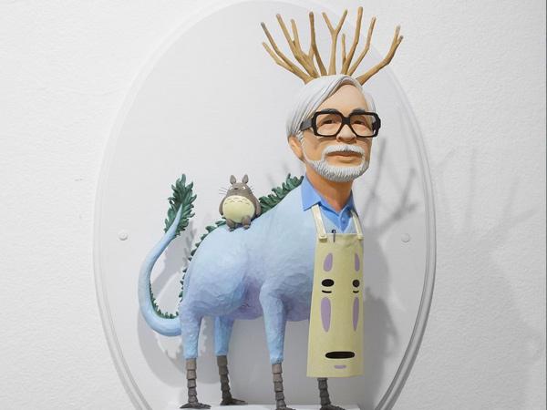 Unik, Seniman Ini Gabungkan Produser Film Terkenal dengan Tokoh Ikonik Mereka