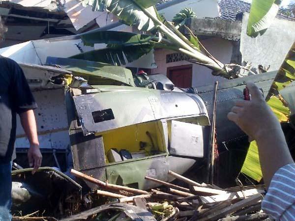 Ini Kata Para Saksi yang Lihat Sebelum Helikopter TNI AD Terjatuh