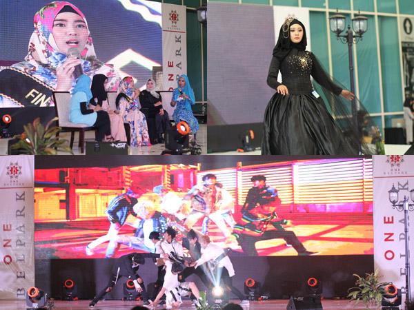 Intip Momen Seru dan Inspiratif di 'HijabKeren Festival 2017' Hari Pertama