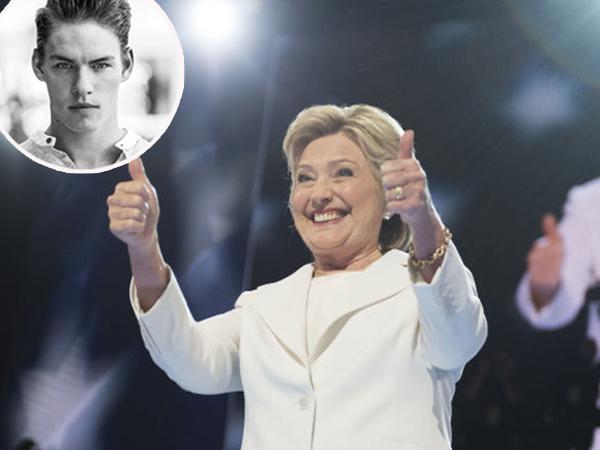 Sibuk Kampanye, Diam-Diam Hillary Clinton Miliki Keponakan Seksi Yang Digandrungi Wanita