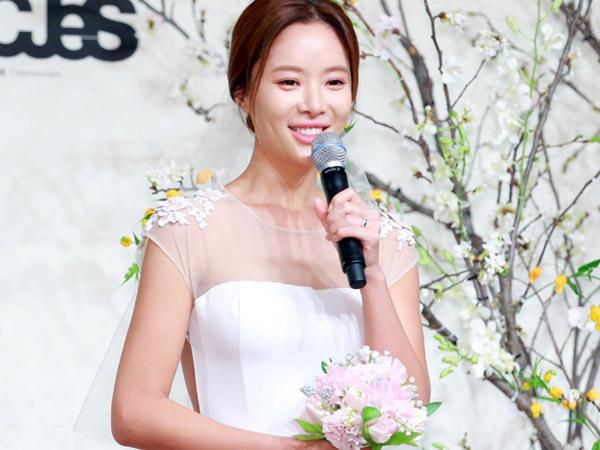 Umumkan Kehamilan, Aktris Hwang Jung Eum Siap Nantikan Anak Pertama!