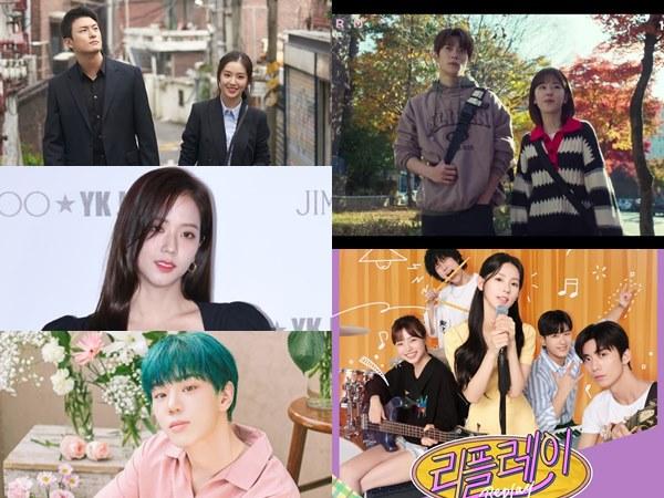5 Idola K-Pop yang Resmi Debut Akting di Tahun 2021