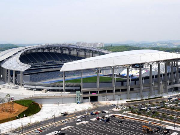 Pemerintah Rugi Besar, Stadion Asian Games Incheon 2014 akan Dijual!