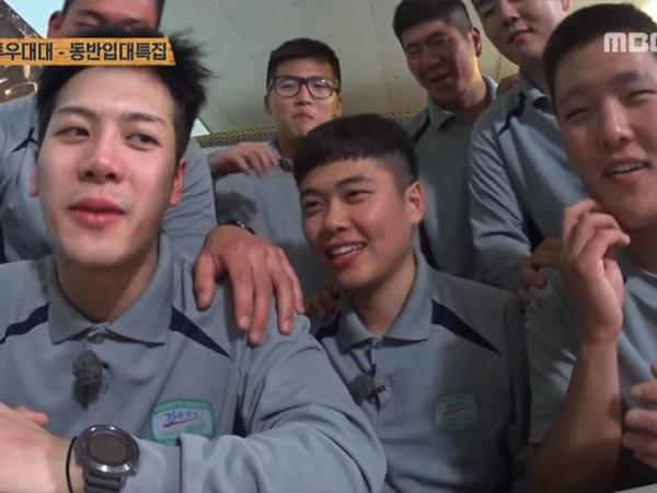 Video Call dengan Member dari 2 Girl Goup Ini, Jackson GOT7 Buat Heboh Para Tentara 'Real Men'