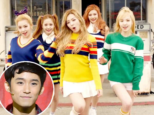 Dirumorkan Naksir dengan Member Red Velvet, Apa Kata Jaejin FT Island?