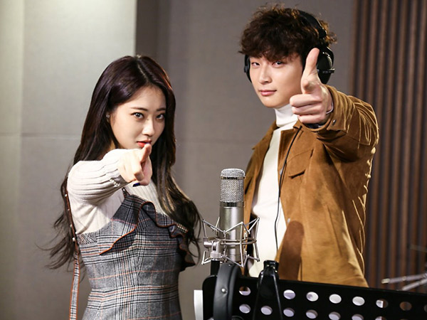 Jinwoon 2AM Kyungri eks 9Muses Dikabarkan Sudah Pacaran 2 Tahun