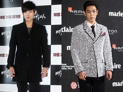 Lee Joon MBLAQ Bangga Dibandingkan Dengan T.O.P Big Bang