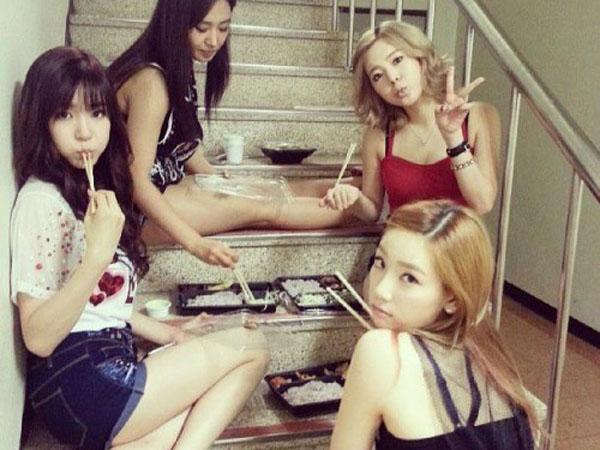 JTBC Bakal Hadirkan Variety Show Bertema Makan Bagi Para Seleb Wanita Korea?