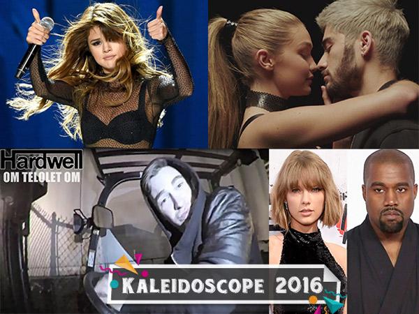 Inilah Sederet Peristiwa yang Terjadi di Dunia Musik Internasional Selama Tahun 2016