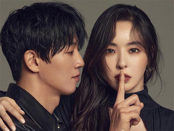 Bahas Drama Baru, Kim Rae Won dan Lee Da Hee Unjuk Chemistry di Pemotretan Majalah