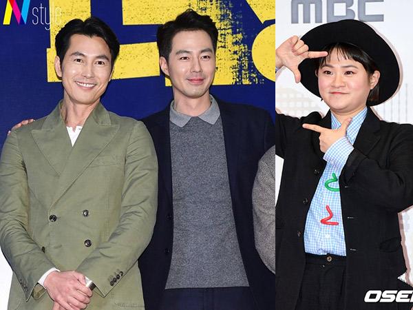 Cerita Kim Shin Young Pernah Bikin Jo In Sung dan Jung Woo Sung Berkelahi