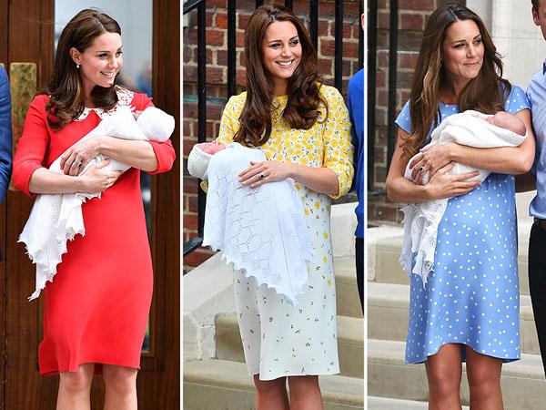 Fashion Kate Middleton yang Selalu Kenakan Dress Jenny Packham Pasca Melahirkan