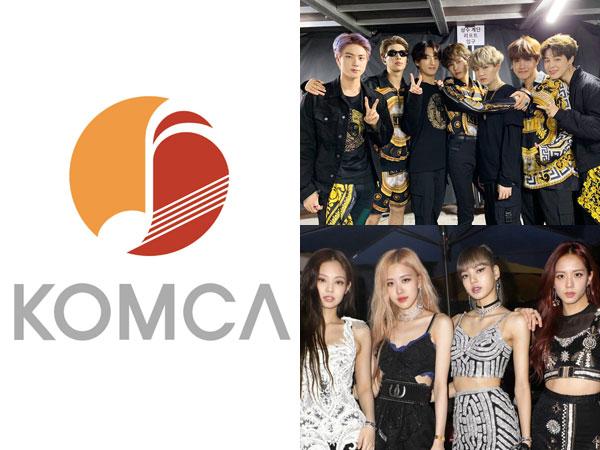 KOMCA Ungkap Peningkatan Royalti Musik Korea yang Mengesankan dari Luar Negeri
