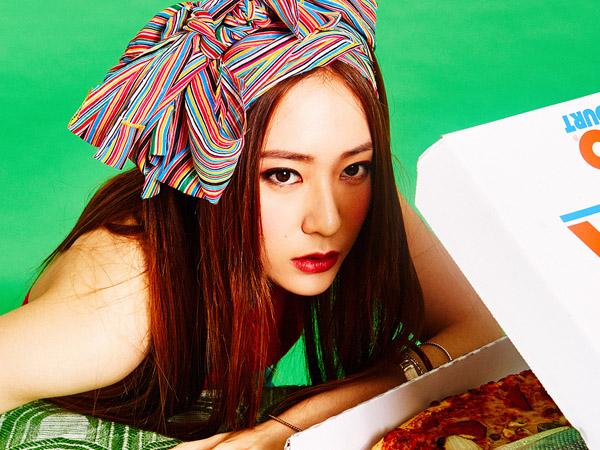 Krystal Ungkap Alasan Tak Berhenti Nangis Saat f(x) Raih Trofi Pertama untuk '4 Walls'