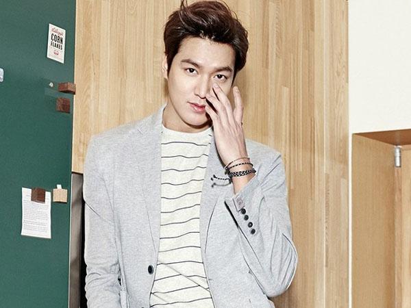Setelah Tiga Tahun, Lee Min Ho Siap Comeback Lewat Drama Rom-Com!