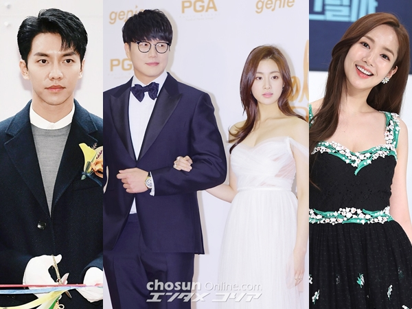 Lee Seung Gi Hingga Park Min Young Dipastikan Jadi Pembawa Acara '33rd Golden Disc Awards'