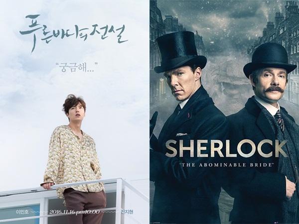Netizen Temukan Kemiripan, Drama 'Legend of the Blue Sea' Plagiat Serial 'Sherlock'?