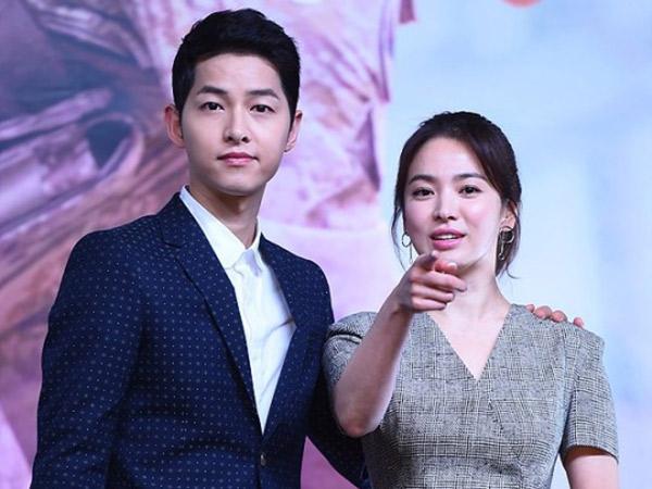 MBC Lakukan Peliputan Ilegal Terkait Bukti Liburan Song Joong Ki dan Song Hye Kyo di Bali?
