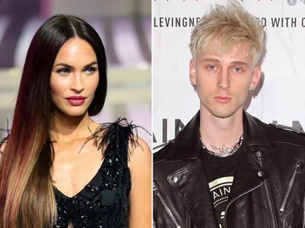 Megan Fox dan Machine Gun Kelly Akhirnya Berani Umbar Kemesraan, Pacaran?