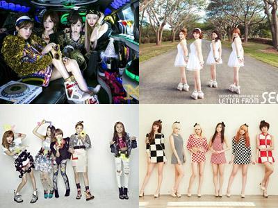 Persaingan Antar Girlband K-Pop Akan Banyak Terjadi di Bulan Mei?