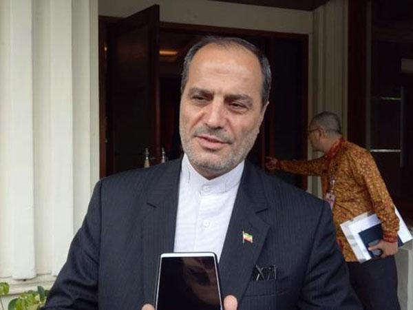 'Curhat' Dubes Ke Menkopolhukam Mahfud MD: Iran Tidak Ingin Berperang Dengan Amerika