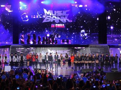 Dukung Konser Music Bank Jakarta, Jokowi Bertemu dengan Duta Besar Korea