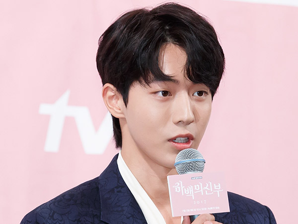 Permintaan Khusus nan Lucu Nam Joo Hyuk ke Penulis 'Bride of the Water God'