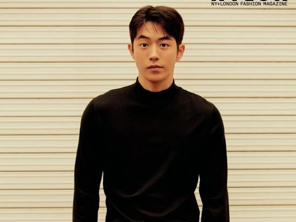Nam Joo Hyuk Ungkap Pengalaman Syuting Bareng Han Ji Min dalam Drama 'Radiant'