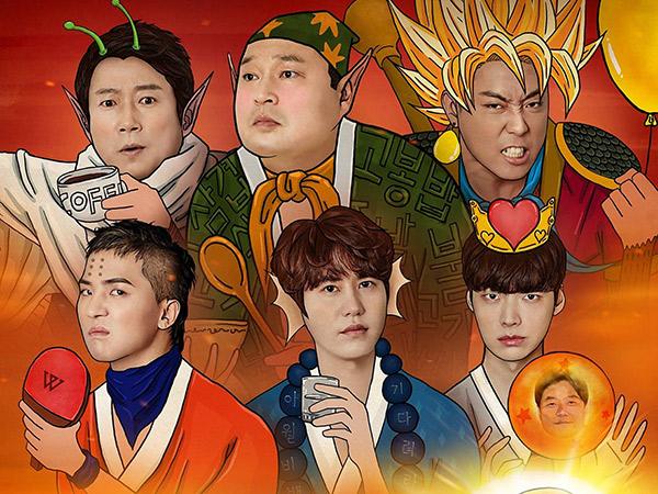 tvN Umumkan Variety Populer 'New Journey to the West' Akan Dibuat Musim Terbaru!