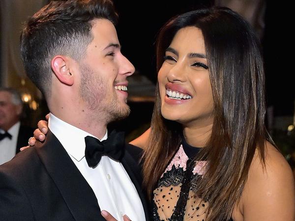 Priyanka Chopra Rayakan Ulang Tahun Nick Jonas dengan Cara Tak Biasa