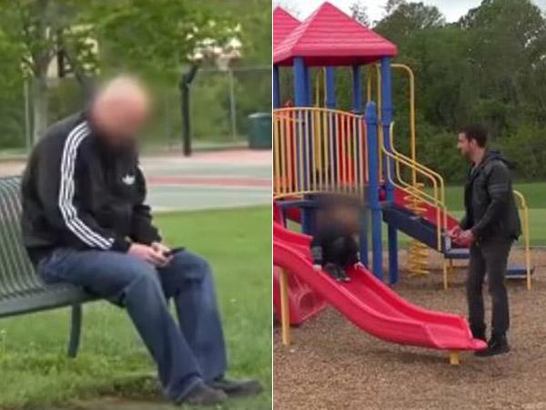 Video Viral Anak Berhasil Diculik di Depan Ayah yang Sibuk Main Gadget