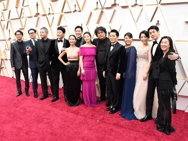 Kemenangan Besar 'Parasite' di Academy Awards Raih 4 Piala #Oscars Sekaligus
