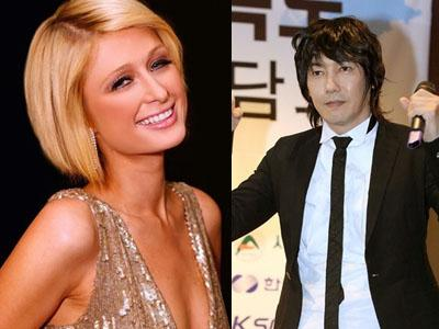 Wah, Paris Hilton Jadi Model Video Kim Jang Hoon