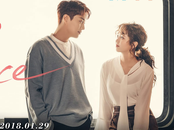 Kehangatan Selimuti Kim So Hyun dan Yoon Doo Joon di Poster 'Radio Romance'