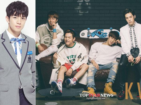 Kontestan 'Produce 101: Season 2' Asal FNC Entertainment Ini Gabung di Grup N.Flying