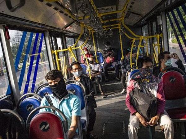 Inikah 10 Hal 'New Normal' yang Harus Dijalani di TransJakarta Kala Transisi PSBB Corona?