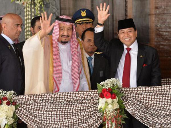Tiga Perhatian Penting yang Jadi Fokus Pidato Singkat Raja Salman di Gedung DPR