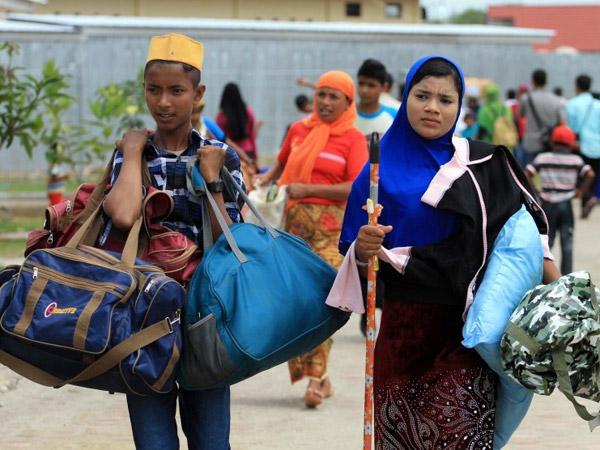PBB Tunjuk Pria Indonesia Jadi Ketua TPF Pembantaian Rohingya
