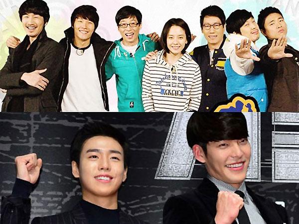 Intip Serunya Running Man, Lee Hyun Woo & Kim Woo Bin Selesaikan Misi Rahasia!