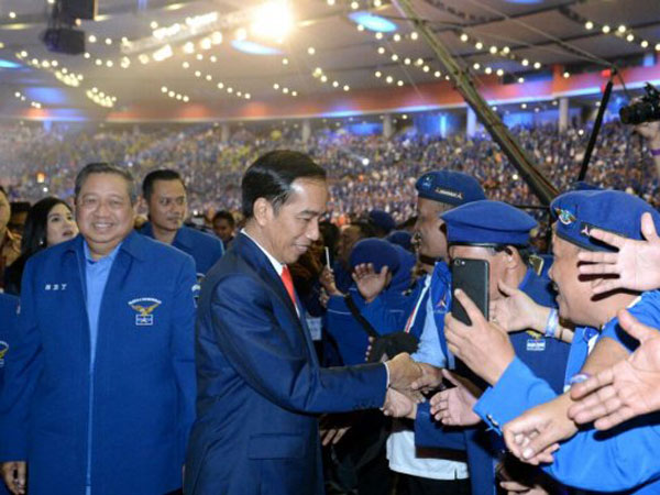 Inikah Lima Sinyal Dukungan SBY dan Demokrat Kepada Jokowi Agar AHY Dipasangkan Jadi Cawapres?