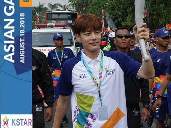 Usai jadi Pembawa Obor, Solois Se7en Akan Buat Penampilan di Rangkaian Acara Asian Games