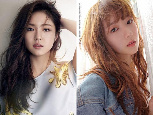 Duh, Shin Se Kyung dan Bomi A Pink Temukan Kamera Tersembunyi Ilegal di Lokasi Syuting