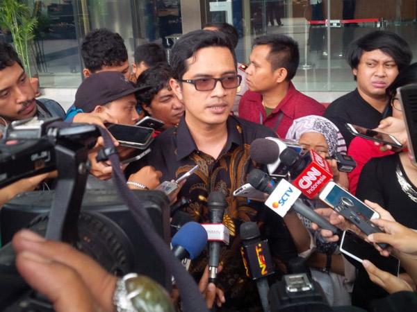 KPK Siapkan Delapan Saksi Untuk Sidang Kedua Kasus Korupsi E-KTP