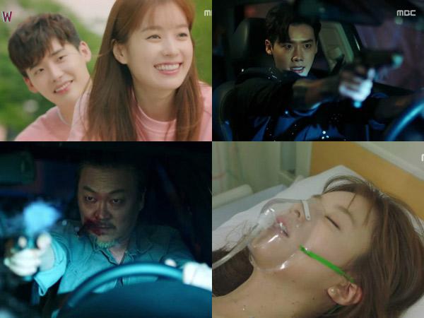Drama 'W' Episode 12-13: Kematian Jadi Alasan Penyelesaian Jalan Cerita Agar Kembali Normal
